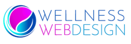 wellness web design logo